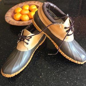 Vintage Sorel Chinook men 11 low  rain mud shoe